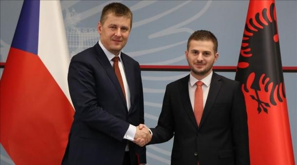 Tomash Petricek: the Czech Republic supports the opening of Albania-EU negotiations in June