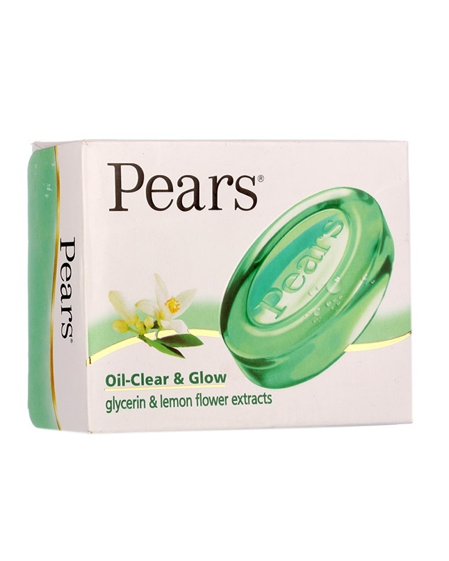 Pears Oil Clear & Glow Soap 125 g