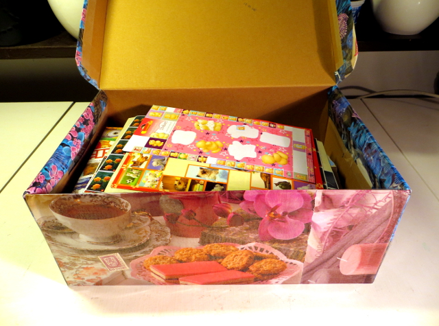 Crafts Supply Box