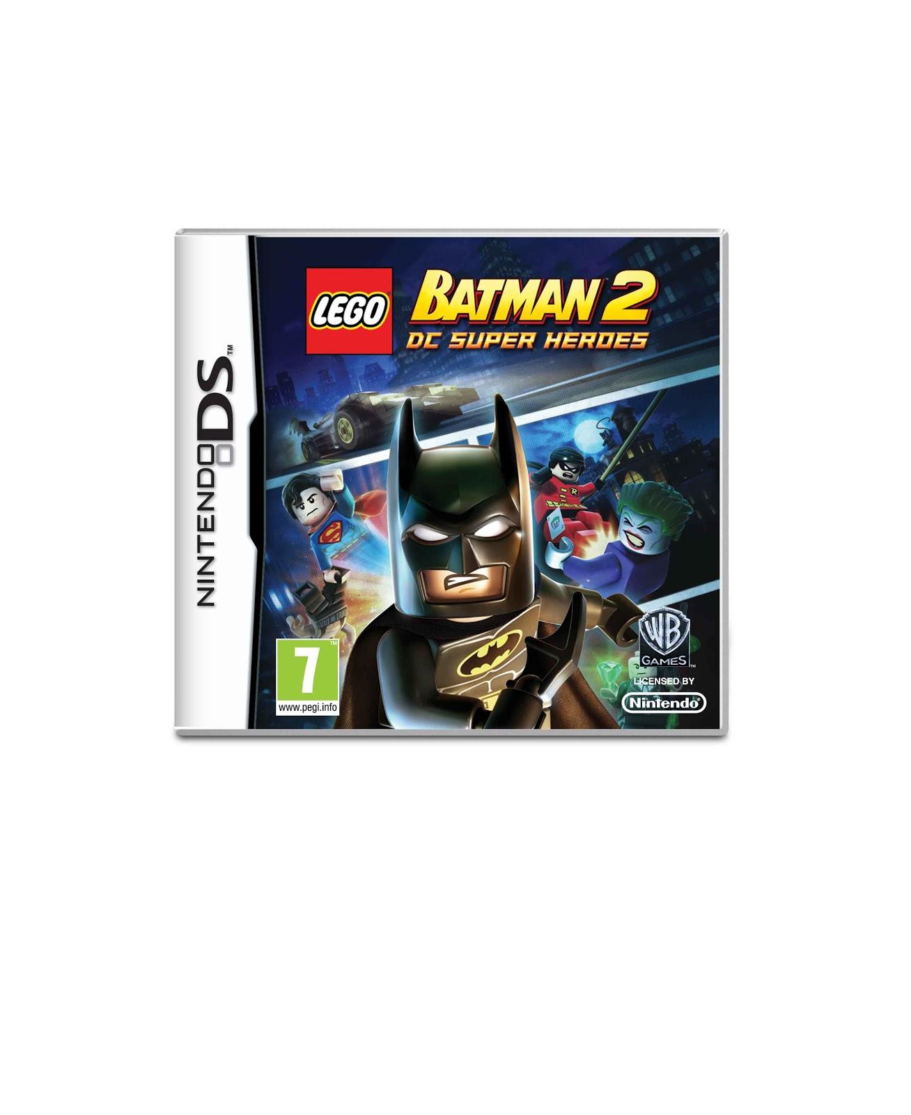 Honest Mummy Reviews : Review: Lego Batman 2: DC Super ...