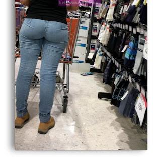 chica nalgona pantalón