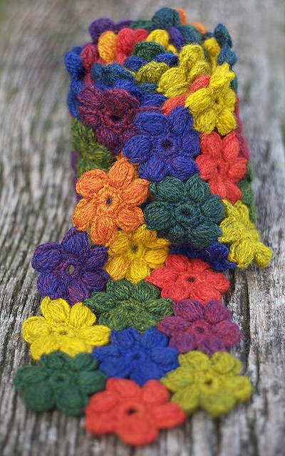 crochet puff stitch instructions