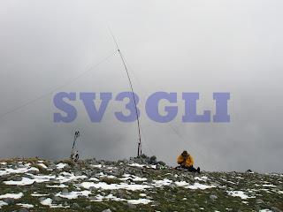 SUMMITS ON THE AIR - SOTA GREECE