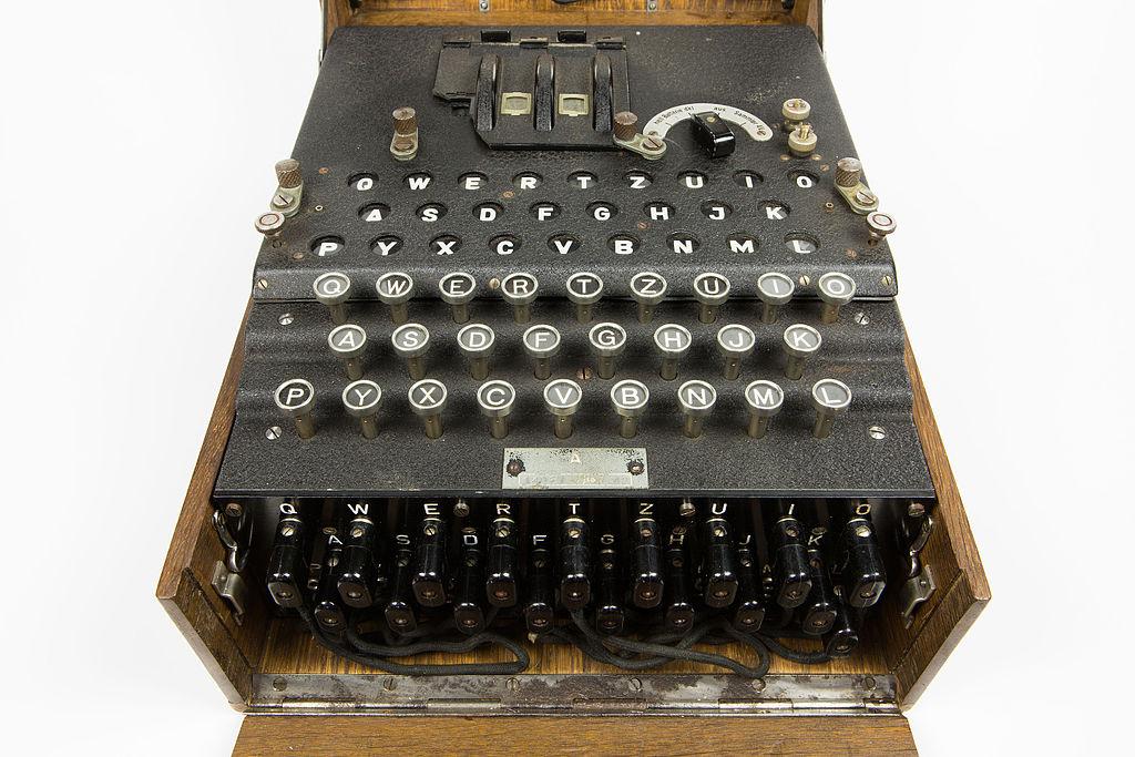 Enigma-laite.
