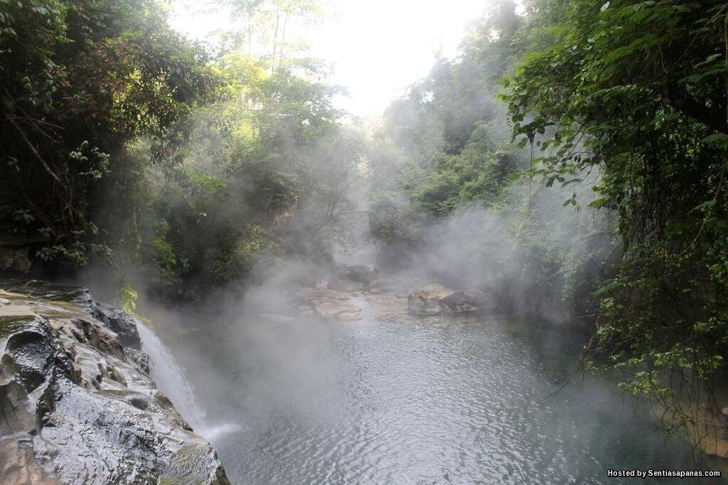 Misteri Sungai Air Panas Shanay-Timpishka