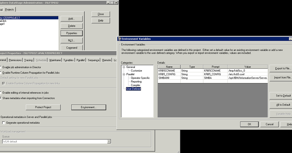 Information Integration Blog: Steps to Kerborize HDFS in Cloudera
