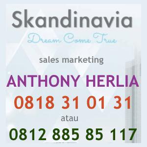 marketing skandinavia apartemen