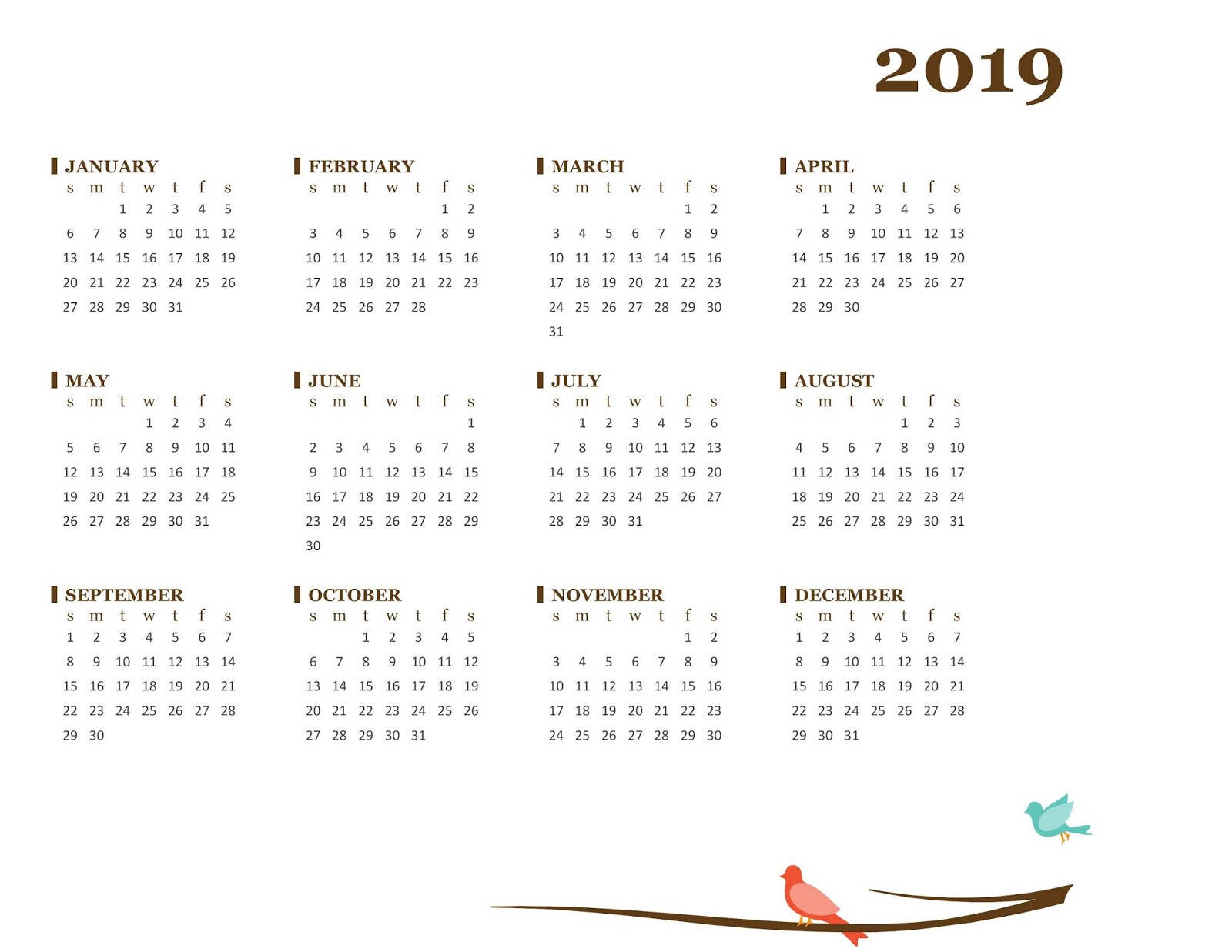 CALENDAR 2019 INDIAN HOLIDAYS - Hindu Calendar 2019: Indian
