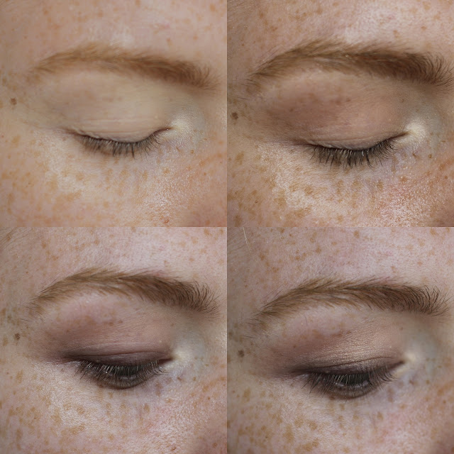 delikatny makijaż tutorial