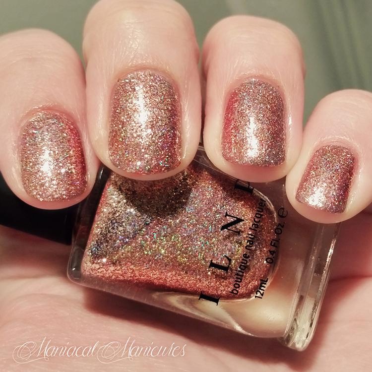 Maniacal Manicures: ILNP: Juliette