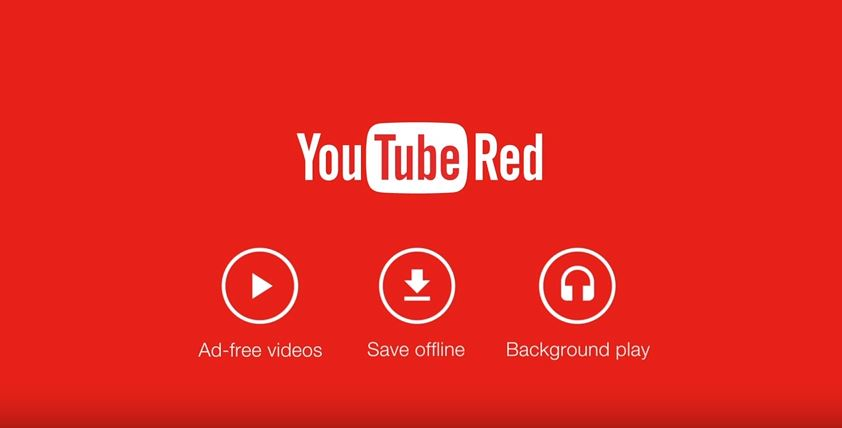 Youtube Red: ad-free