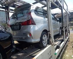 Pengiriman mobil avanza dari surabaya tujuan jakarta
