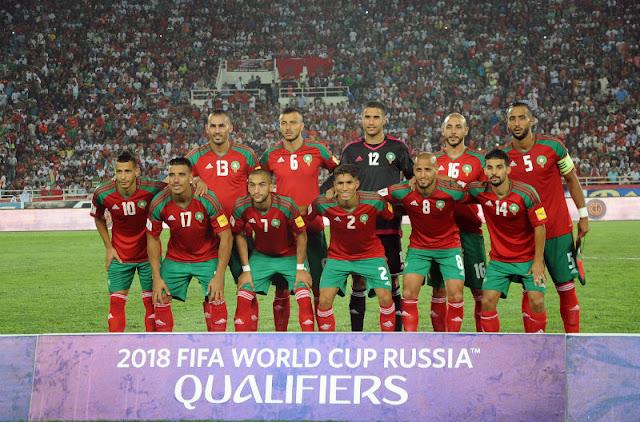 المغرب يحصل على حقوق بث مباريات مونديال روسيا 2018