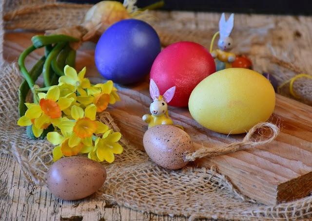 Huevos pintados de Pascua, Bulgaria
