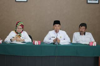 Rakor Kepala Madrasah Aliyah Se-Kabupaten