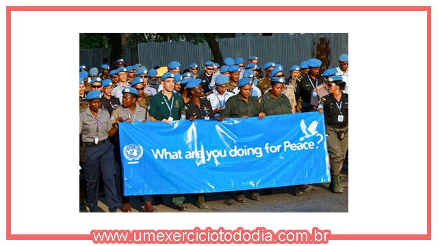 defesa da paz