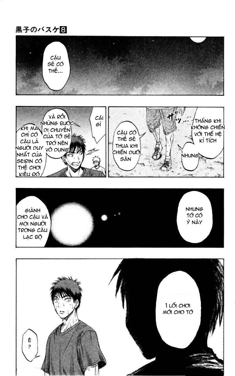 Kuroko No Basket chap 062 trang 16