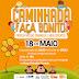 """Amanhã (18) acontece a caminhada do """"18 de Maio"""" em Caraúbas (RN)"""