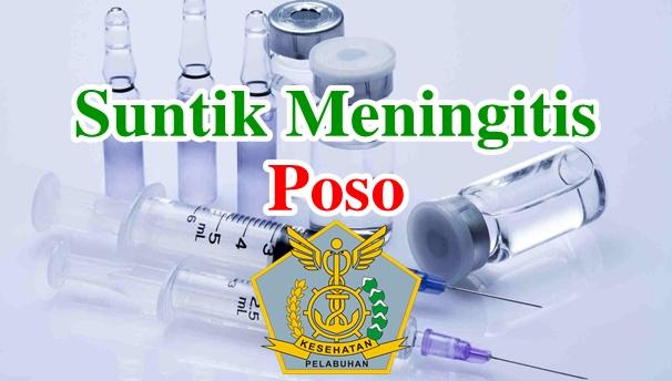 Alamat Tempat Suntik Vaksin Meningitis di Poso
