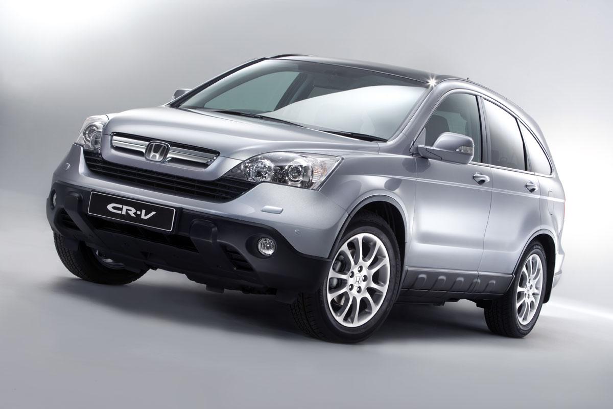 Honda Crv New