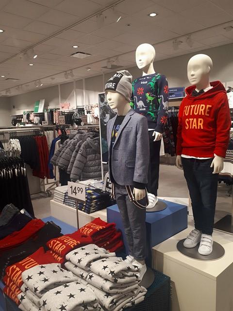 Ouverture du H&M à Trois-Rivières