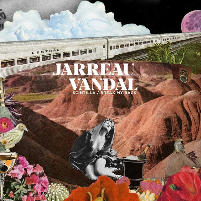Jarreau Vandal & Luna Mae Release New Single 'Scintilla'