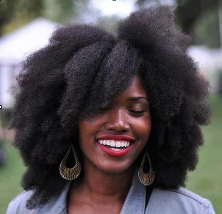 ESTILOS Y PEINADOS PARA TU AFRO GoNaturalSpain - Peinados Para Cabellos Afros