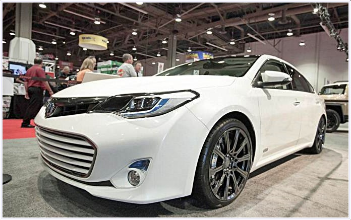 2017 Toyota Avalon Redesign Changes And Release Date