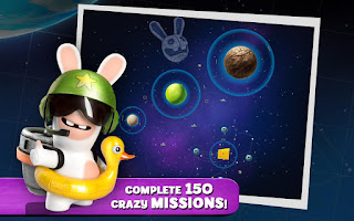 Rabbids Big Bang MOD v2.2.1 Apk (Unlimited Money) Terbaru 2016 5