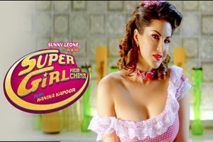 Super Girl From China