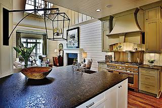 แบบบ้าน 2 ชั้น มุมห้องครัว