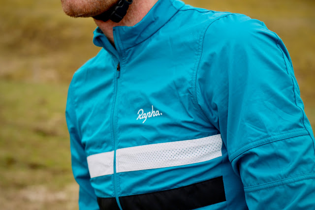 Review Rapha Brevet Windblock Long Sleeve Cycling Jersey