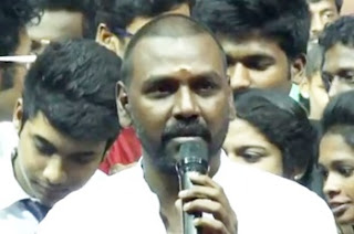 Raghava Lawrence & Students Celebrate Jallikattu Protest Victory!