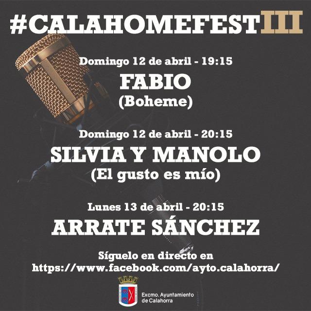 CalahomeFest III