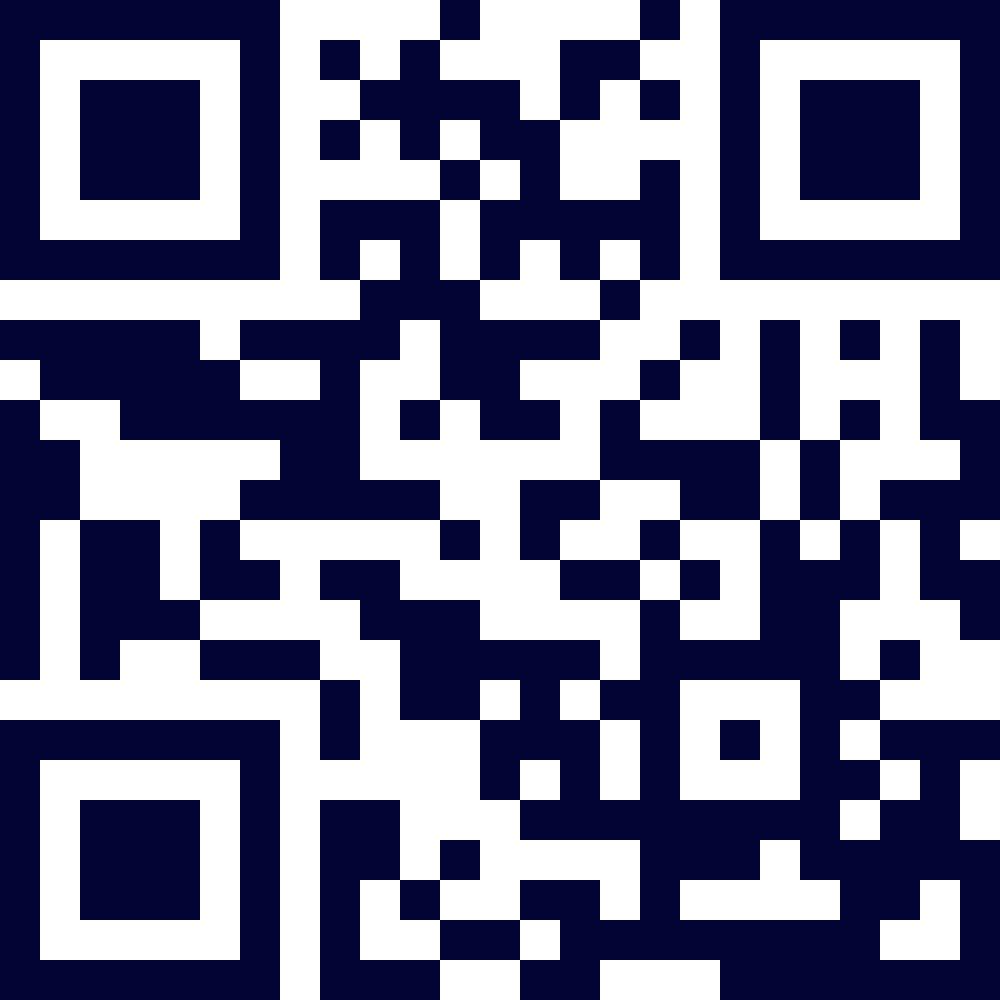 QR Code интернет-платформы IINDONLINE