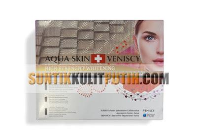 Aqua Skin Veniscy Hight Strenght Whitening, Aqua Skin Veniscy, Aqua Skin Veniscy Murah, Jual Aqua Skin Veniscy, Suntik Putih Aqua Skin Veniscy, Aqua Skin Veniscy Injeksi, Aqua Skin Veniscy High Strenght, Aqua Skin Veniscy Injection