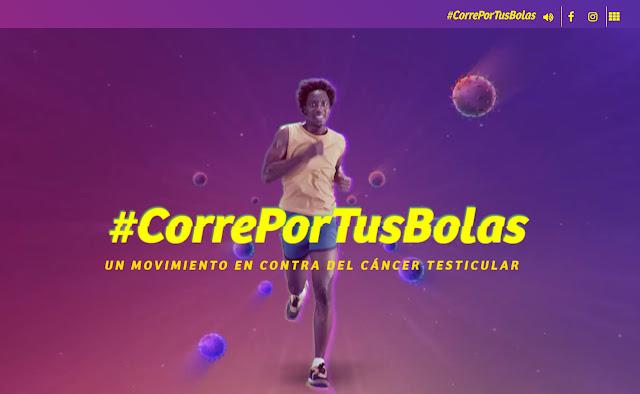 Campaña contra el cáncer testicular
