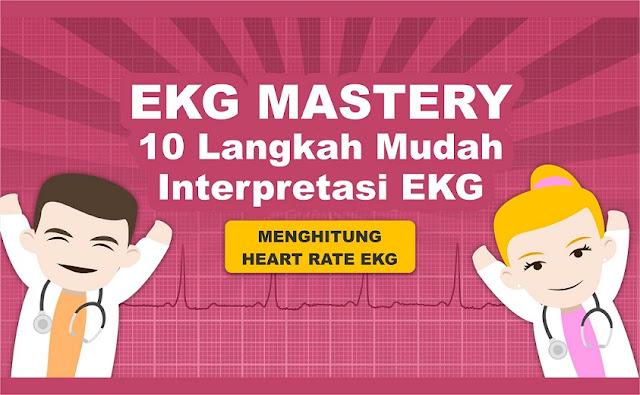 Menghitung Heart Rate EKG