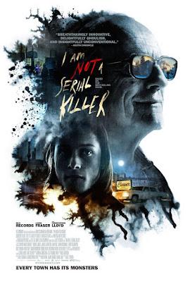 I Am Not A Serial Killer 2016 DVD Custom NTSC Latino