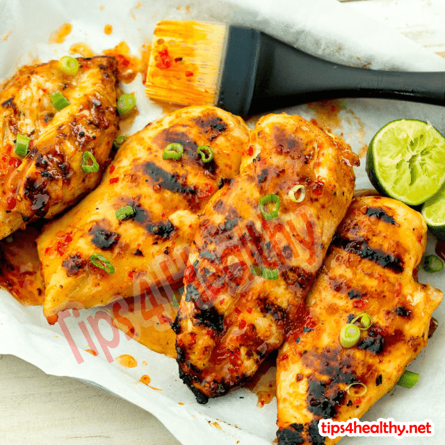 Simple and Recommended Healthy Chicken Breast Recipes