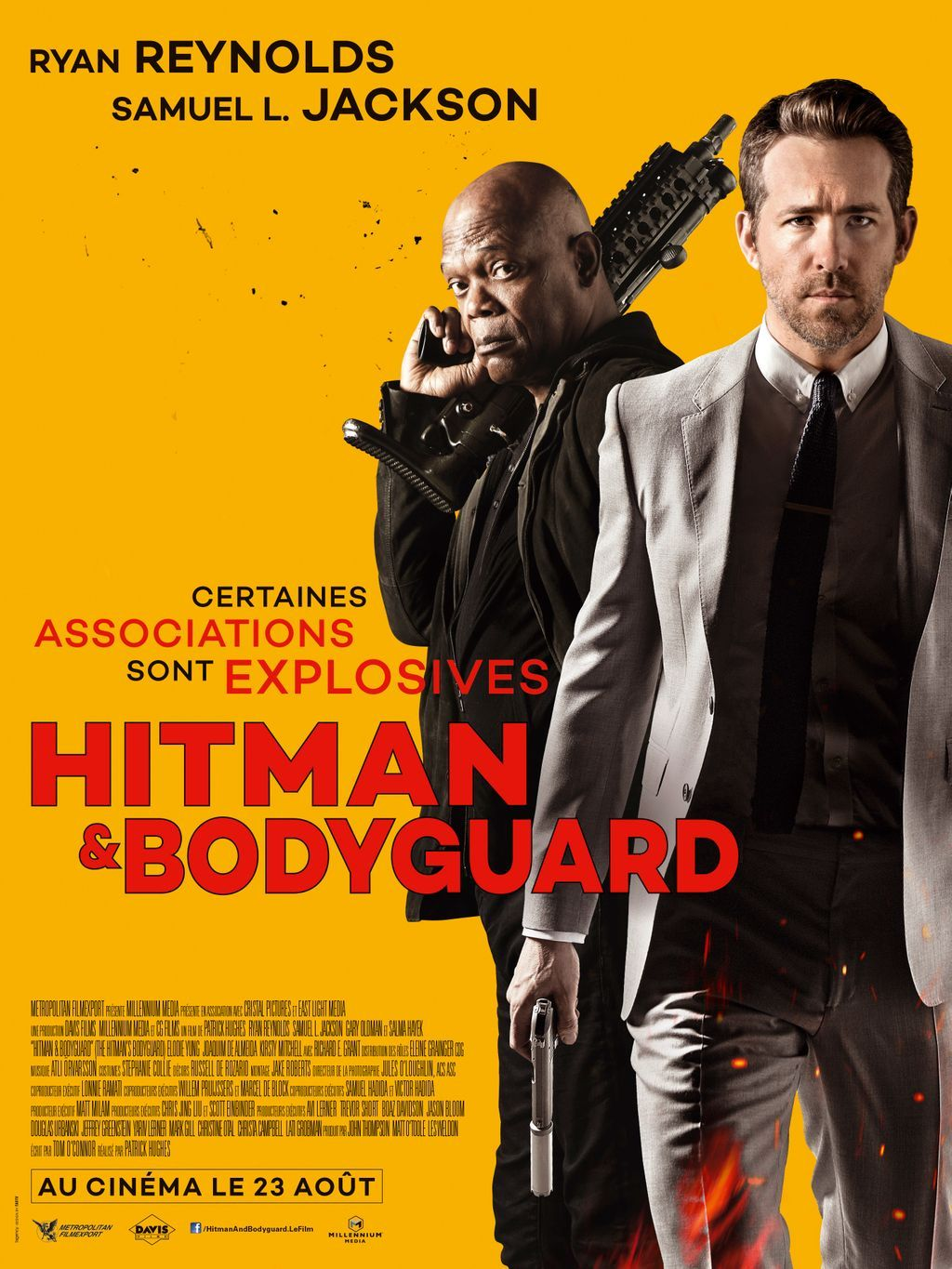 The Hitman's Bodyguard (2017) - Nonton Film Movie Bahasa ...