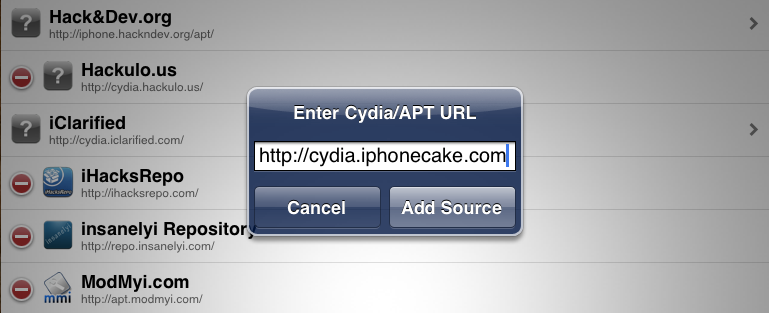 Image result for person using App Cake Cydia