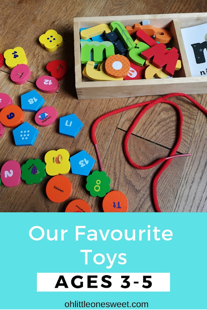 Best toys for 3-5 year olds