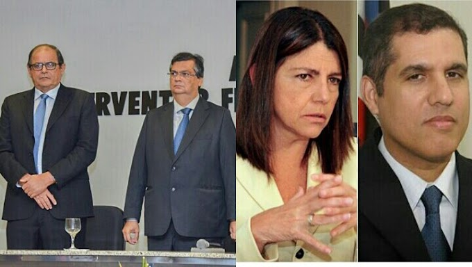 REALIDADE AMARGA: Flávio e Humberto temem possível candidatura de Roseana e Trinchão ao senado e governo em 2018