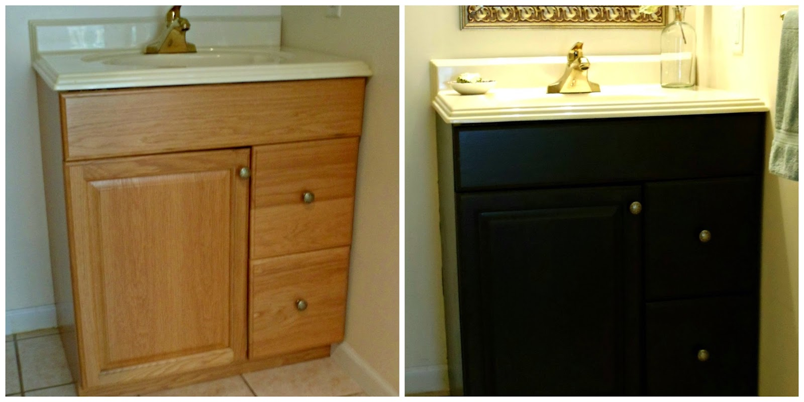 It S A Builder Grade Cabinet That Someone Chose In A Hurry When We