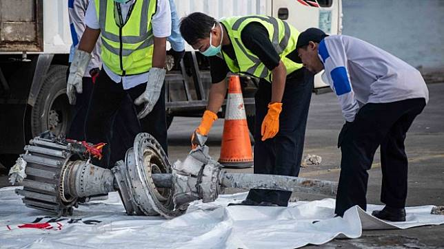 Berhasil Membaca Data di Kotak Hitam , KNKT Beberkan Penyebab Utama Jatuhnya Pesawat Lion Air JT610