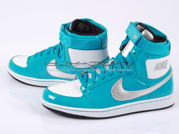 Nike Dynasty High LE Greenand White Valentines Casual Mens Shoes 9cf051d6e755