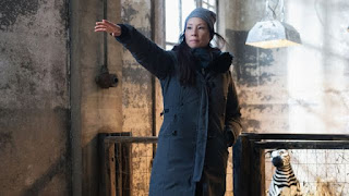 luke cage: lucy liu dirigira la premiere de la segunda temporada
