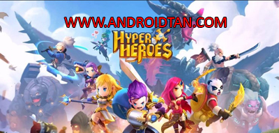 Hyper Heroes Marble-Like RPG Mod Apk Damage/Health Terbaru 2017
