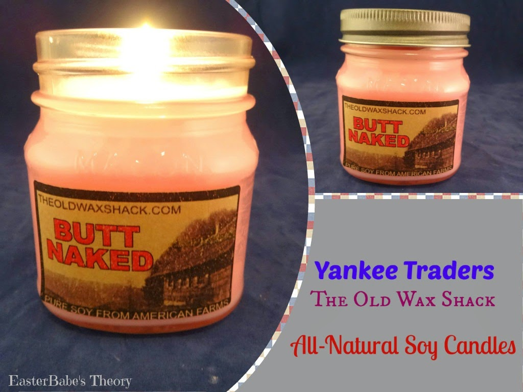 Yankee Traders All Natural Soy Wax Candles